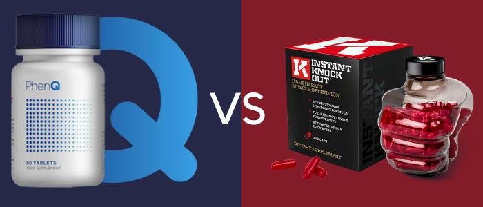 phenq vs instant knockout