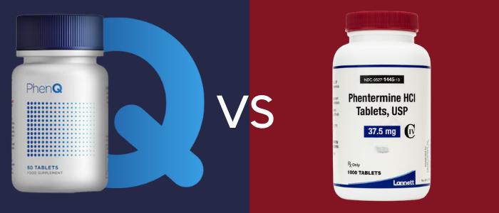 phenq vs phentermine